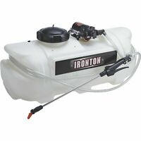 Ironton ATV Spot Sprayer - 16-Gallon Capacity, 2.1 GPM, 12 Volt