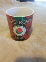 2004 U of M Rose Bowl USC Big 10 Pasadena Tournament of Roses