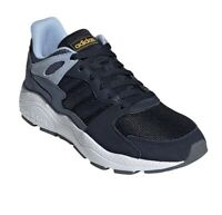 Adidas Women Shoes Running Inspired Sneakers Comfy Essentials CrazyChaos EF1062