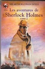 Conan Doyle - Les aventures de Sherlock Holmes Tome 2 - Castor poche