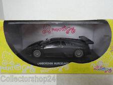 Potatocar : Lamborghini Murcielago R-GT Grey 1:43 New