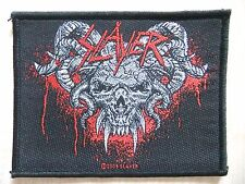 Aufnäher - Patch - Slayer - Skull - Overkill - Metallica - Megadeth - Sodom
