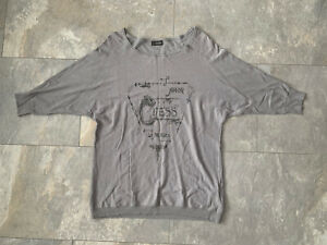 Guess Top Womens Size 6 Oversized