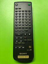 SONY RM-D7M REMOTE CONTROL for MDS-E11 MDS-E58 MDS-JE500 MDS-JE510 MDS-S37