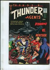 THUNDER AGENTS #3 (6.5) WALLY WOOD CLASSIC!