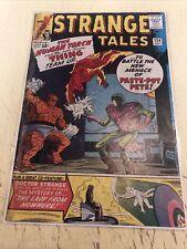 STRANGE TALES #124, VG, 1964 MARVEL Dr Strange Fantastic Four HTF CGC It