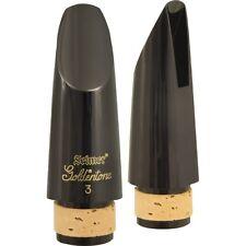 Selmer Goldentone Bb Clarinet Mouthpiece #3 Facing