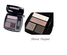 AVON TRUE COLOUR Lidschatten QUARTETT Palette STONE TAUPES 4 Farben
