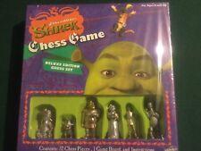 Dreamworks SHREK Chess Game (Deluxe Edition CHESS SET)