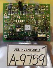 Delta Design 1941692502 Pick and Place Interface Board PCB Rev. F V1.47 Used