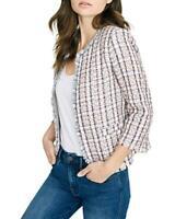 MSRP $129 Sanctuary Sun Dance Boucle Jacket Size S