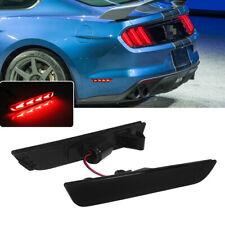 Front Side Marker Signal Parking Light Lamp Passenger Side For 2010-14 Mustang