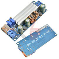USB DC DC Step Up Boost Converter 2-24V to 3-30V 4A 80W CC CV Power Module CC