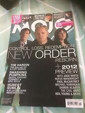 Mojo - New Order - David Bowie - Ringo Starr - No CD (2012)