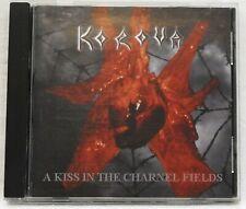 CD - Korova - A kiss in the Charnel fields - Austrian Black Metal - 1995 (O53)