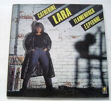 CATHERINE LARA.......(FLAMENROCK /  ESPIONNE)........LP