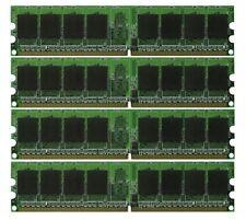 NEW! 8GB 4x2GB DDR2 PC6400 LOW DENSITY PC2-6400 800MHz DESKTOP MEMORY RAM