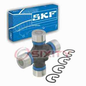SKF Rear Universal Joint for 1966-1967 Plymouth Satellite 7.0L 7.2L V8 ss
