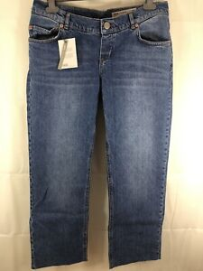 Asos Maternity High Rise Effortless Stretch Jeans New Tagged Uk 12