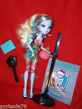 Monster High Doll LAGOONA Picture Day LOOSE