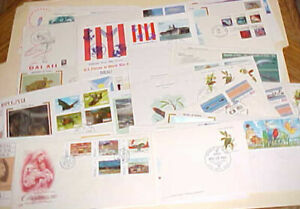 PALAU FDC 39 DIFF.1983-2002 CACHET  UNADDRESSED, 4 ARE ADDRESSED, 11 ARE SILK