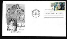 #1322  5c Mary Cassatt - Artmaster FDC