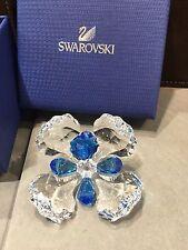 Swarovski Crystal SCS Peacock Flower 2015 #5068820