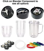 Replacement part,Compatible with MagicBullet,Blade, Gasket, Gear, Clutch,Cup,Jar