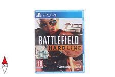 VIDEOGIOCO PS4 SONY PLAYSTATION 4 BATTLEFIELD HARDLINE