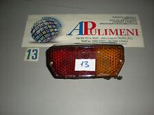 47036000 FANALE POSTERIORE (REAR LAMPS) DX TRATTORI FIAT 1300 BASE INCLINATA