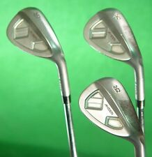Ping Anser Forged 50° Gap, 54° Sand & 58° Lob Wedges Steel SET OF 3