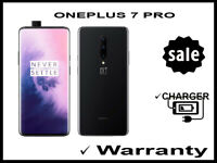 "OnePlus 7 Pro 256GB GM1915 (FACTORY UNLOCKED) 6.67"" 8GB RAM Gray Black"