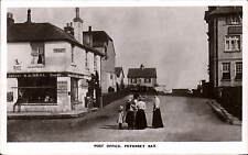 Pevensey Bay. Post Office. S.A.Beal, Jersey Dairy.
