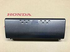 Honda s2000 radio tapa cubierta de unidad tapa carbon óptica radio Trim cover