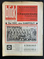 BL 66/67 Eintracht Braunschweig - Karlsruher SC, 26.11.1966