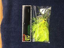 Venom Buzz Bait 1/8 oz 5 pack Chartreuse
