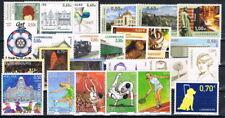 Luxemburg: Jahrgang 2005 ** postfrisch, MiNr. 1663 - 1699 ohne selbstkl. [9396]