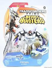 "Transformers Prime Beast Hunters Deluxe PROWL 6"" Autobot action figure - NEW!"