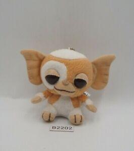 "Gremlins Gizmo B2202 Jun Planning Keychain mascot  3"" Plush Toy Doll Japan"
