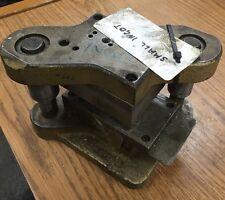 Stamping Press Tool & Die Set to Make Small Ingot - Jewelry Pendant