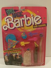 1988 Style Magic Barbie Hair Charms - NEW IN PACKAGE