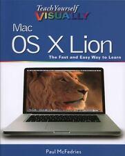 Teach Yourself VISUALLY Mac OS X Lion