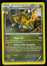 Pokemon HAXORUS 69/101 Plasma Blast ALTERNATE HOLO PROMO (Read description)