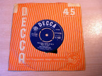 "EX !! The Caravelles/You Don't Have To Be A Baby To Cry/1963 Decca 7"" Single"