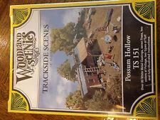 Woodland Scenics Ho #151 - Possum Hollow