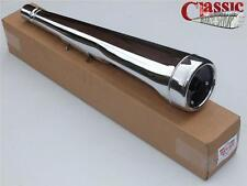 Honda CX500 Silencer Right Hand 1981