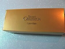 SECRET OBSESSION EAU DE PARFUM .33 OZ. SATIN BODY LOTION 1 FLUID OZ (PARFUM 99%