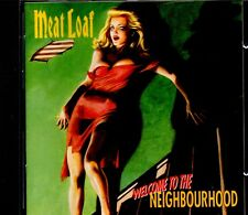Meat Loaf ‎– Welcome To The Neighbourhood  CD Album 1995