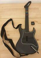 Guitar Hero Kramer striker PS2 Playstation 2 Wireless Guitar With Dongle