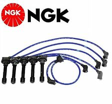 NGK Spark Plug Ignition Wire Set For Acura TL L5 2.5L 1995-1998